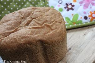 Clean Eating Spelt Bread Breadmaker Recipe