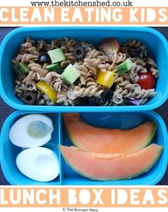 Clean Eating Kids Lunch Box Ideas 5