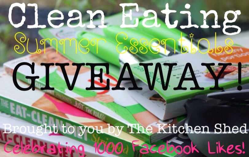 Competition: Clean Eating Summer Essentials Giveaway!