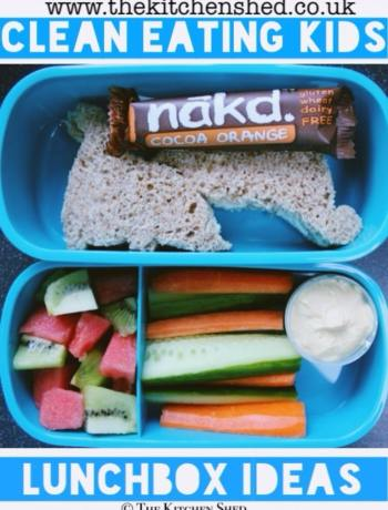 Clean Eating Kids Lunch Box Ideas 1