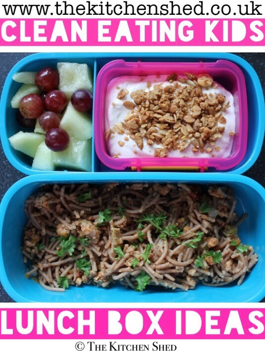 Clean Eating Kids Lunch Box Ideas 10
