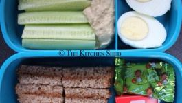 Clean Eating Kids Lunch Box Ideas – Week 1 Roundup