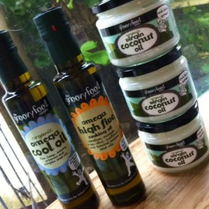 The Groovy Food Company Review & Coconut Oil Giveaway