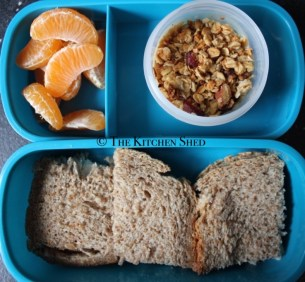 Clean Eating Lunch Box Ideas www.thekitchenshed.co.uk