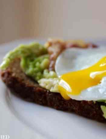 Clean Eating Breakfast Toast 2