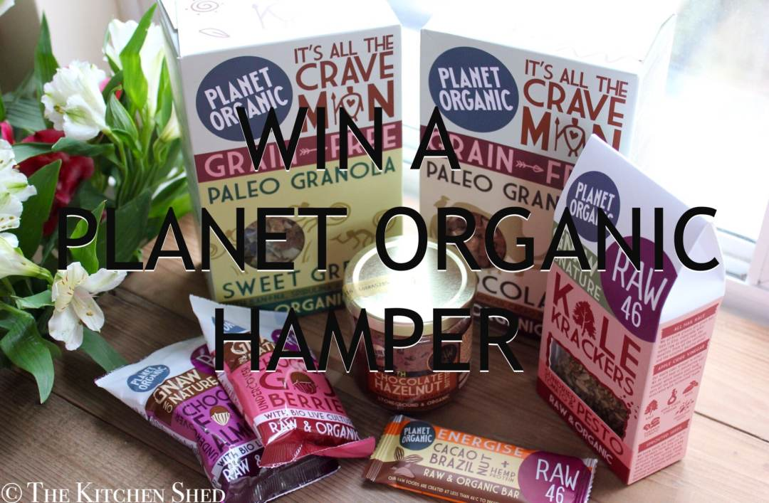 Planet Organic Giveaway! Birthday Giveaway #2