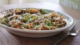 Clean Eating Lentil Bolognese 1