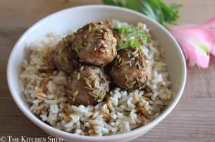 Clean Eating Pork, Garlic & Fennel Meatballs