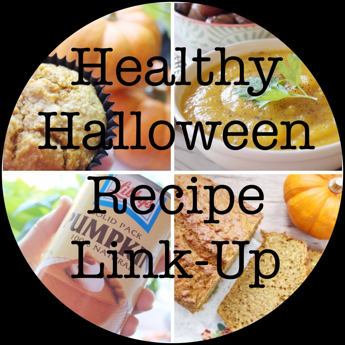 Healthy Halloween Recipe Link-Up
