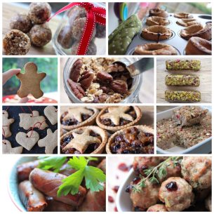 10 Clean Eating Christmas Recipes + Link-Up