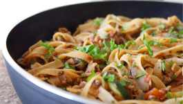 Clean Eating Smokey Turkey Ragu 1