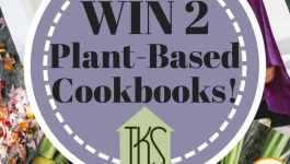 WIN 2 Plant Based Cookbooks - Oh She Glows