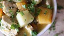 Clean Eating Chicken Stew