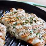 Clean Eating Rosemary Chargrilled Chicken