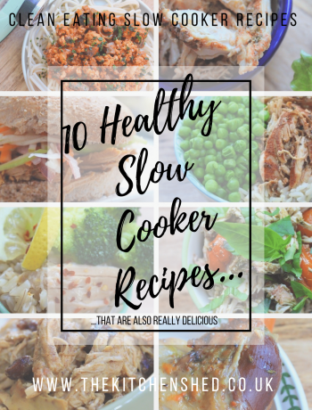 10 Healthy Slow Cooker Recipes