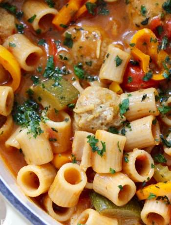 Clean Eating Italian Sausage Soup