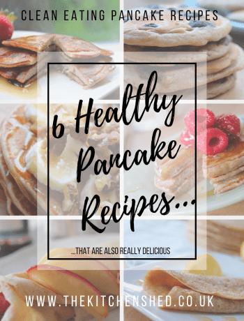 6 Healthy Pancake Recipes