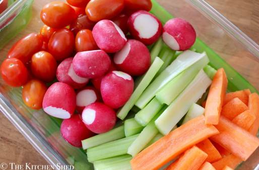 healthy meal prep vegetables