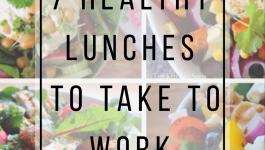 7 Healthy Lunches To Take To Work