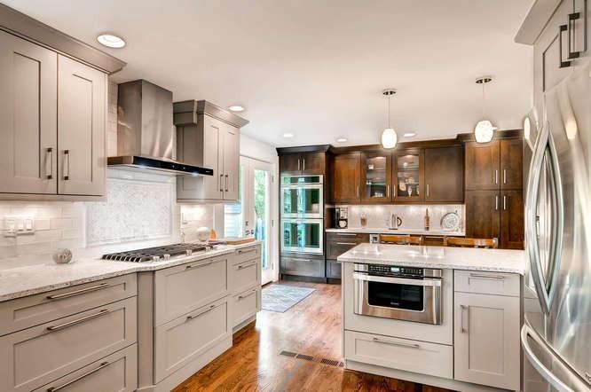 Open Kitchen To Dining Room Design Ideas The Kitchen Showcase