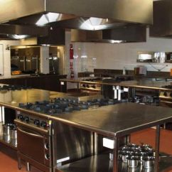 Kitchen Equipment Rental Los Angeles Cabinet Drawer Slides Small Commercial | Afreakatheart