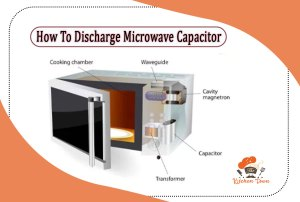 How To Discharge A Microwave Capacitor