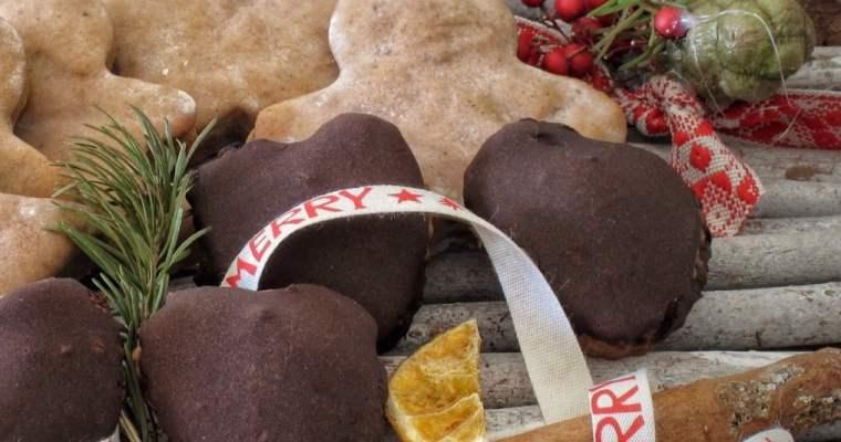 Lebkuchen Vegani – la mia ricetta del ❤