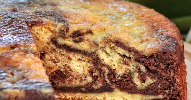 Torta di Panna Montata al Cioccolato & Arancia