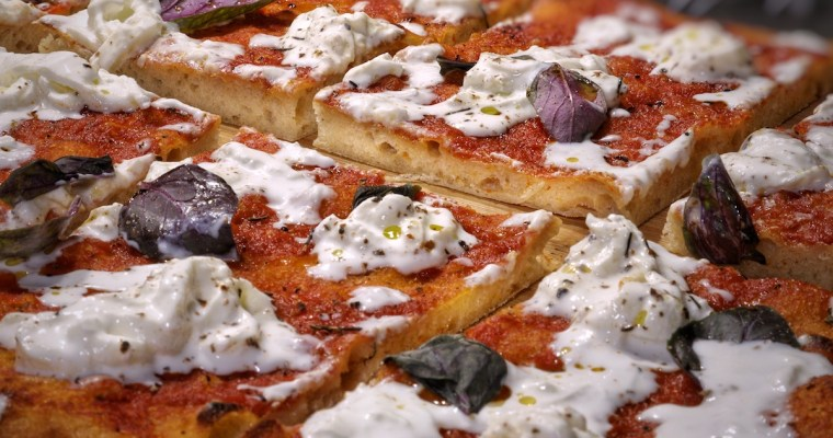 Pizza ad alta idratazione con Lievito di Birra