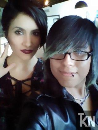 Cristina Vee & krystal