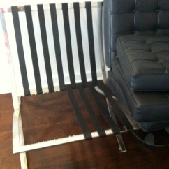 Fixing A Broken Sofa Arm Back Support For Weekend Project Barcelona Chair Repair Thekittchen