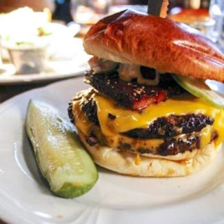 Au Cheval, and the best burger in Chicago