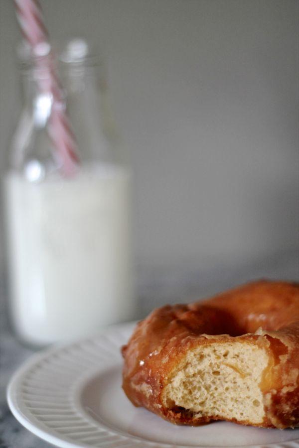 The Ultimate Caramel Doughnuts via thekittchen.com