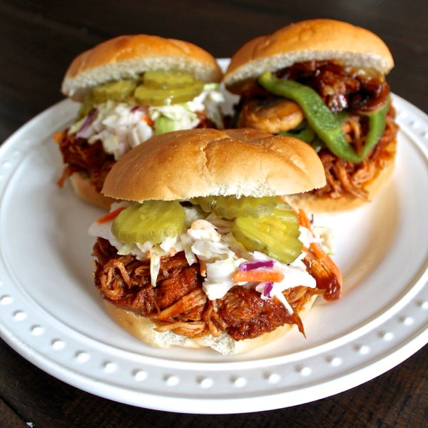 how to make pulled pork on gas bbq