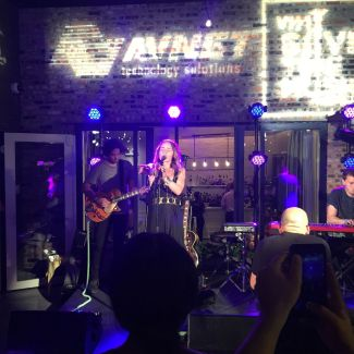 VH1 Save the Music Musically Mastered Menu Party with Zella Day at Little Goat