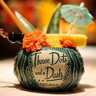 Three Dots and a Dash Mug Giveaway