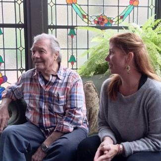 Jacques and Claudine Pépin Talk Food