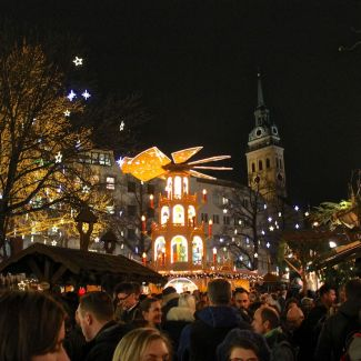 Exploring Munich's Christkindlmarkts