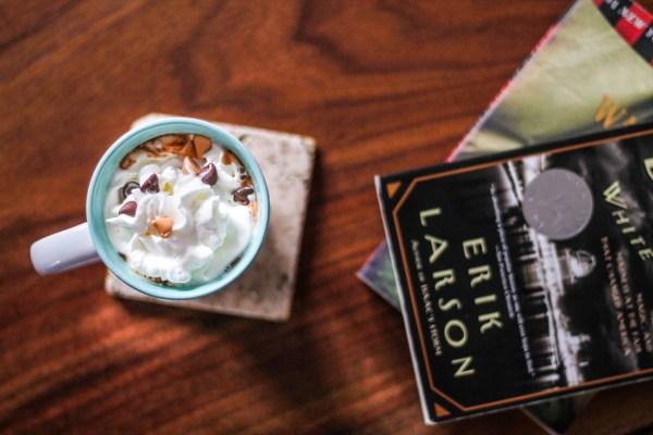 Bourbon Butterscotch Hot Chocolate-3