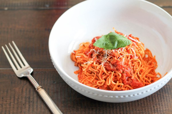 Aunt Diddie's Bolognese Sauce Recipe-5