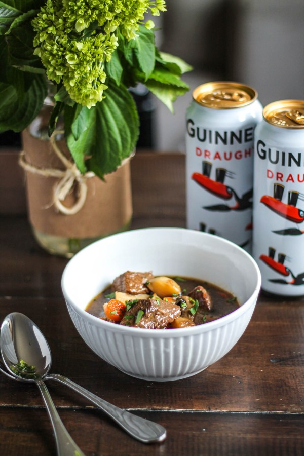 Guinness Stew with Beef and Mushrooms-6