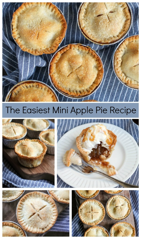 The easiest recipe for apple pie!