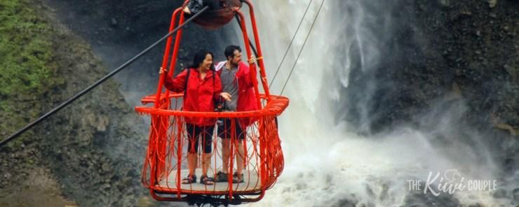 Equador Banos Cable Car by The Kiwi Couple