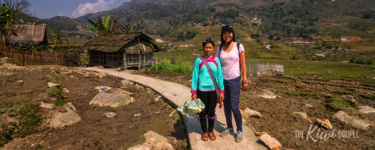 Vietnam Sapa Trek by The Kiwi Couple