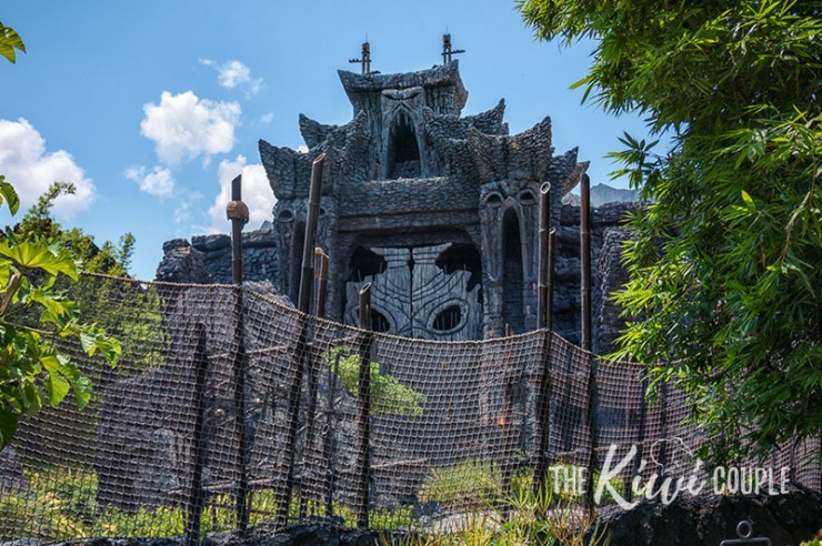 Skull Island, Universal Orlando Resort