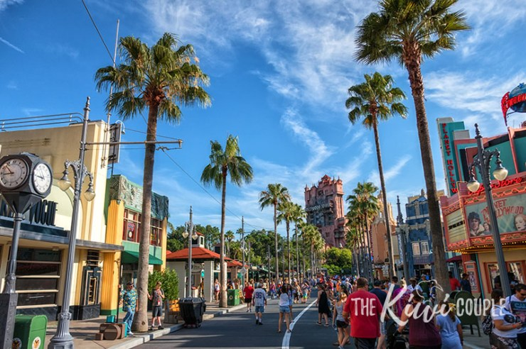 4 Walt Disney World Parks in 1 Day
