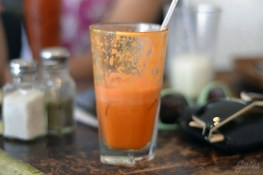 Carrot, Apple, Ginger and Celery Juice