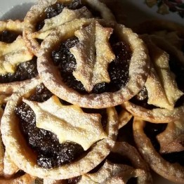 Mince Pies - Britain