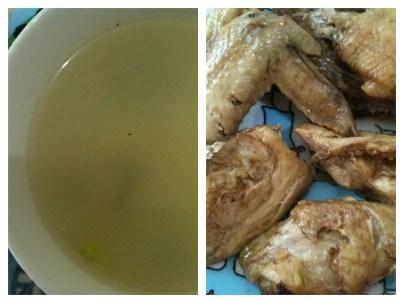 Hainan Steamed Chicken & Soup
