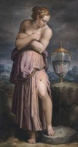 Giorgio Vasari - Allegory of Patience
